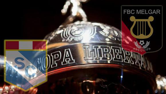 Sporting Cristal y Melgar forman parte de la Liga Sudamericana de Clubes de Fútbol.