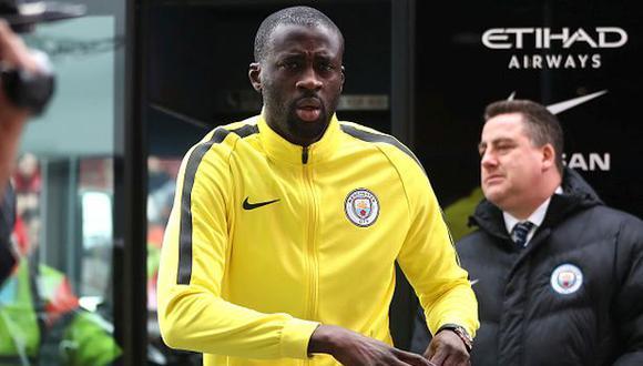 Yaya Touré llegó al Manchester City en el 2010 (Getty Images).