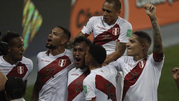 Perú volverá a jugar en octubre, cuando reciba a Chile por las Eliminatorias Qatar 2022   Foto: GEC