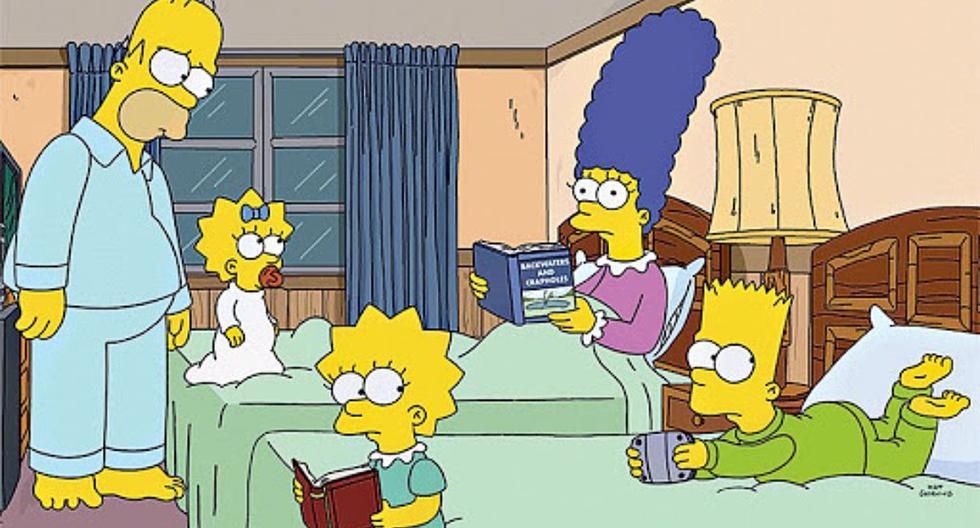 Los Simpson hicieron una predicción para hoy, 20 de enero: esto ocurrirá, según la serie animada