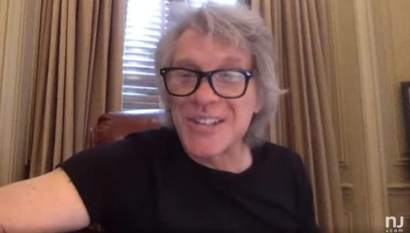 Jon Bon Jovi sorprende a 20 niños de preescolar con una emotiva clase virtual. (Foto: Captura de video)