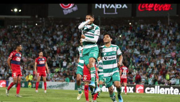 Santos Laguna vs Chivas por el Grupo 7 de la Copa MX.