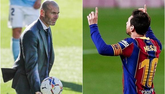 Lionel Messi termina contrato con el Barcelona el próximo 30 de junio. (Getty)