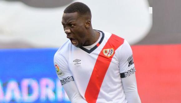 Luis Advíncula tiene vínculo con Rayo Vallecano hasta el 2022. (Foto: Rayo Vallecano)