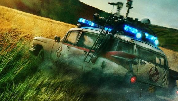 """""""Ghostbusters: Afterlife"""": el tráiler que no puedes dejar de ver."""