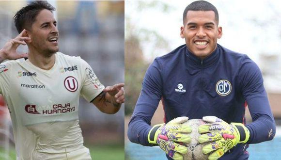 Alejandro Hohberg y Steven Rivadeneyra podrían ser considerados para la Selección Peruana.