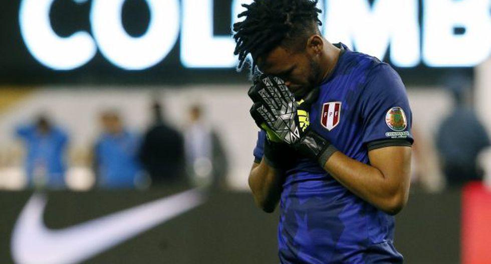 "Pedro Gallese: ""Perú respetó mucho a Chile, no nos atrevimos a atacarlos"""