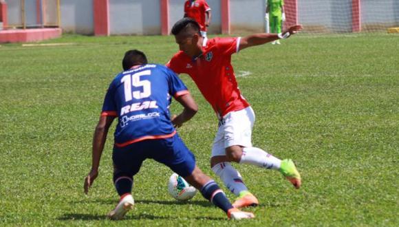Unión Comercio vs. César Vallejo, se enfrentaron en Moyobamba. (Foto: Liga 1)