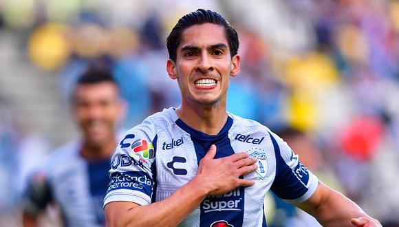 Erick Aguirre juega como volante defensivo en Pachuca (Foto: Getty Images)