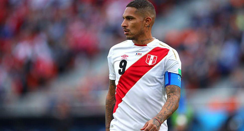 La marca histórica que buscará alcanzar Paolo Guerrero con Perú en la Copa América 2019. (Getty Images)