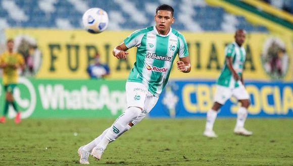 Fernando Pacheco llegó esta temporada al Juventude. (Foto: Agencias)