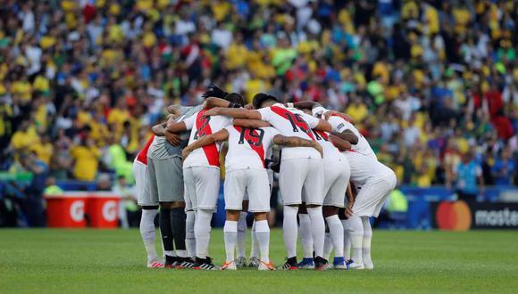 La Selección Peruana va en en busca de sus primer tres puntos en las Eliminatorias 2022. (Foto: EFE)