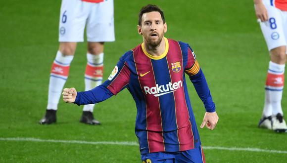 Barcelona vs PSG juegan por la segunda ronda de la Champions League.  (Foto: AFP)