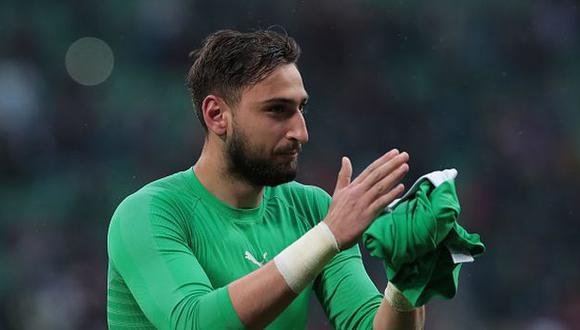 Donnarumma tiene contrato con el Milán hasta el 2021. (Foto: Getty Images)