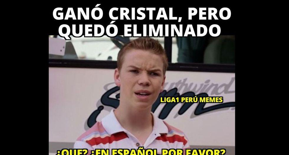 Sporting Cristal: Los mejores memes tras la derrota en octavos de final de la Copa Sudamericana. (Foto: FACEBOOK)