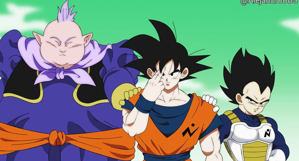Dragon Ball Super Moro En Tv Estos Disenos Dan Una Idea De