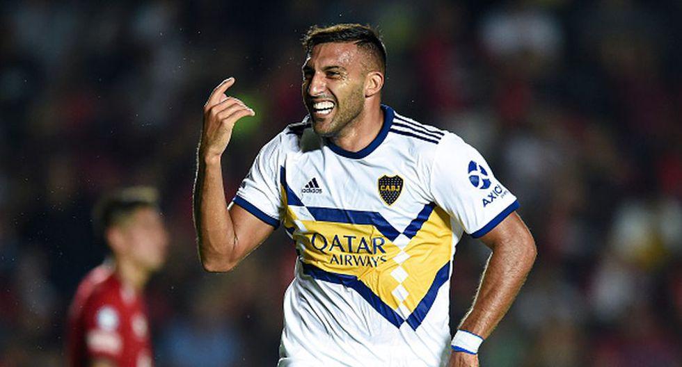 Boca Juniors goleó 4-0 a Colón en Santa Fe por la jornada 22 de Superliga Argentina. (Getty)