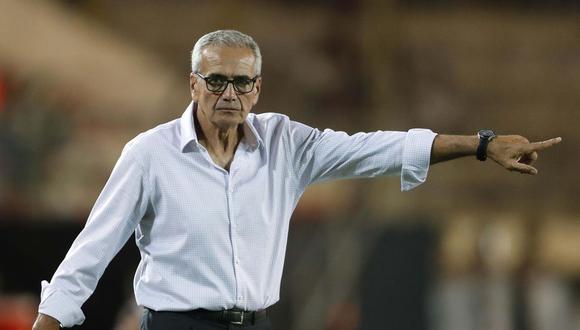 Gregorio Pérez dirigió las primeras seis fechas de la Liga 1. (Foto: GEC)