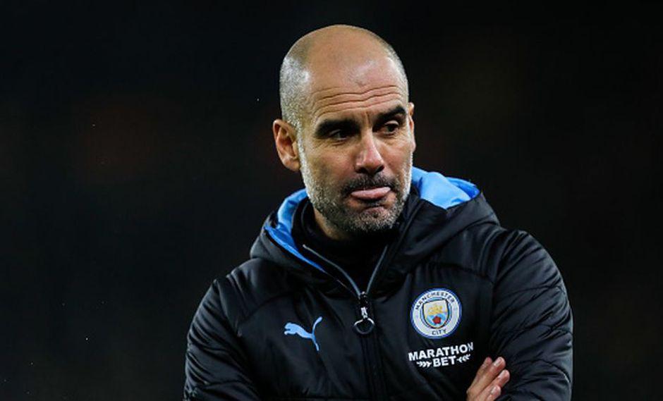 Pep Guardiola estuvo en Barcelona entre 2008-2012 y llegó al Manchester City en la temporada 2016. (Getty)