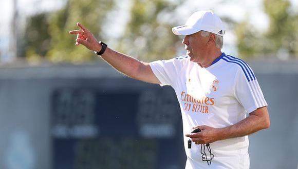 Real Madrid chocará ante AC Milan el próximo 8 de agosto en Austria. (Getty)
