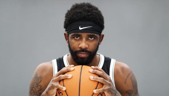 Kyrie Irving ha disputado hasta la fecha diez temporadas en la NBA. (Foto: Getty Images)