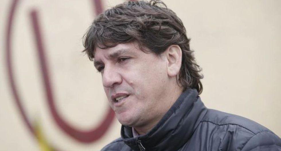 Jean Ferrari destacó el rol de Gregorio Pérez en el equipo previo al 'clásico'. (Foto: GEC)