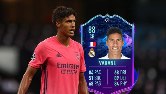 FIFA 21: la Champions League trae nuevas cartas para Ultimate Team. (Foto: Difusión)