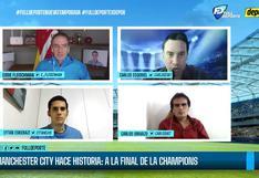 'Full Deporte por Depor': todo sobre la clasificación histórica de Manchester City a la final de Champions
