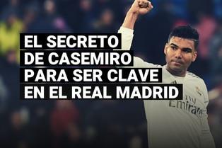 Casemiro revela la obsesión que le permite ser una pieza clave en el Real Madrid
