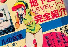 Link de Zelda habría sido un personaje femenino en los planes originales de Nintendo [FOTOS]