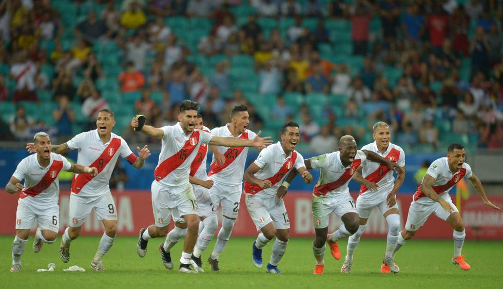 Perú vs. Chile |