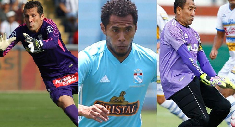 Estos son los jugadores más veteranos de la Liga 1. (Foto: GEC)