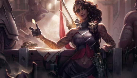 League of Legends: Samira ya cuenta con fecha de lanzamiento en todos los servidores. (Foto: Riot Games)