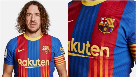 Barcelona estrenará nueva camiseta en el Clásico de España ante Real Madrid. (FC Barcelona web)