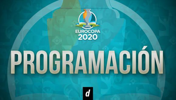 Eurocopa 2020 EN VIVO vía DIRECTV: partidos y resultados del sábado 12 de junio