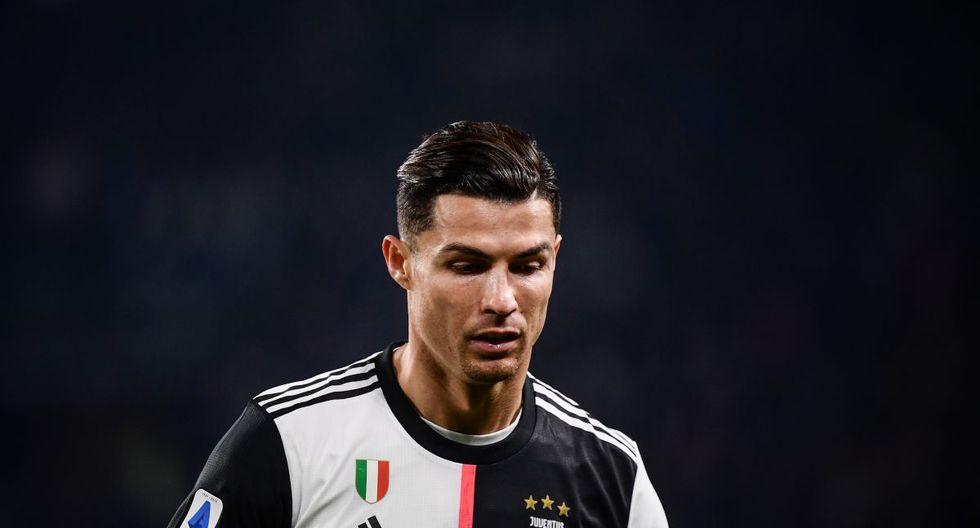 Cristiano Ronaldo lleva anotados 5 goles en la presente edición de la Serie A de Italia. (Foto: AFP)