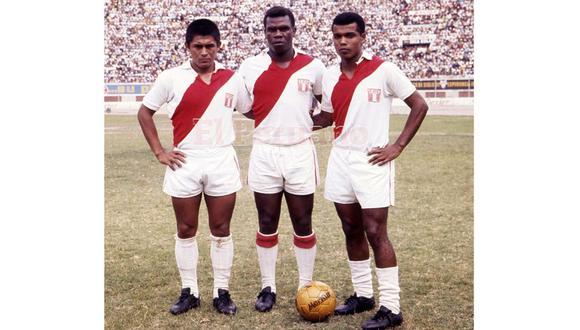 'Perico' León, figura histórica de la Selección Peruana. (GEC)