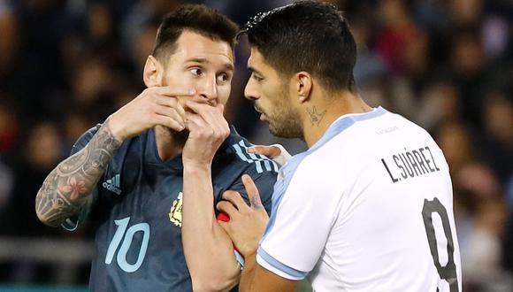Lionel Messi y Luis Suárez jugaron juntos en el FC Barcelona durante seis temporadas. (Foto: AFP)