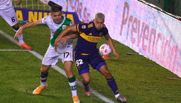 Boca Juniors empató 0-0 con Banfield en la jornada 2 de la Liga Profesional Argentina. (Foto: Getty Images)