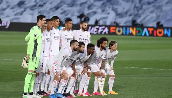 Real Madrid y Chelsea empataron 1-1 en la ida de semifinales de Champions League. (Getty)