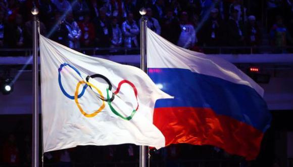Rusia fue excluida por dos años de competencias internacionales y quedó fuera de los Juegos Olímpicos en 2021. (EFE)