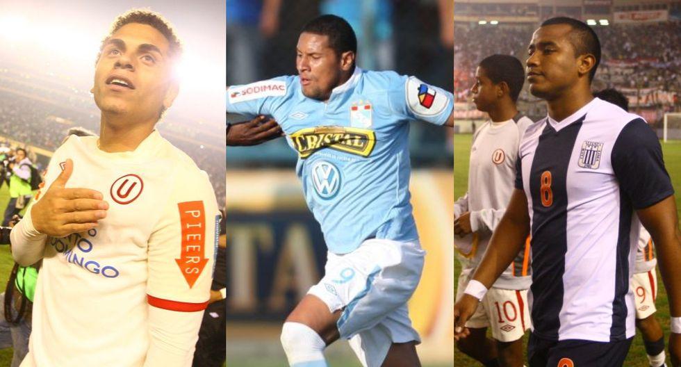 Universitario, Alianza Lima y Sporting Cristal: las promesas de los 3 grandes que ahora juegan en Copa Perú (Foto: GEC / Internet)