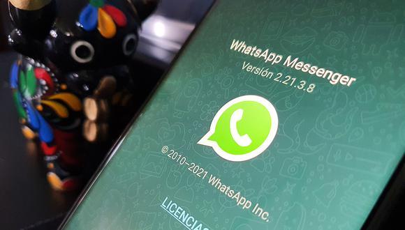 ¿Tu datos de WhatsApp se compartirá con Facebook? Esto es lo que debes saber. (Foto: Depor)