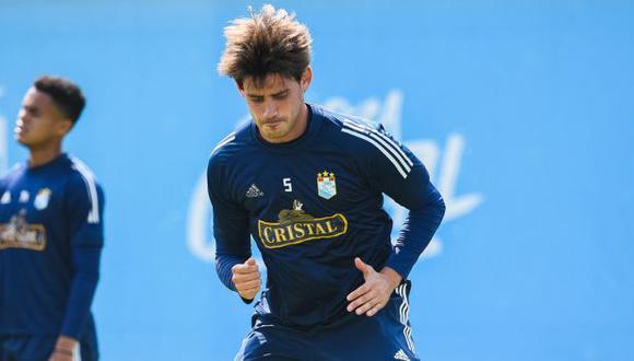 Omar Merlo se refirió al empate que tuvieron ante Independiente del Valle. (Foto: Sporting Cristal)