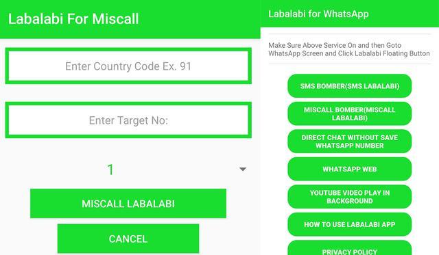 ¿Quieres realizar llamadas o videollamadas fantasmas en WhatsApp? Usa esta app llamada Labalabi. (Foto: MAG)