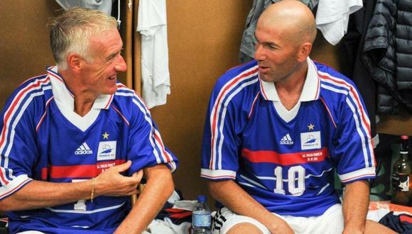 Zidane tiene contrato con el Real Madrid hasta 2022 (Foto: Getty Images)