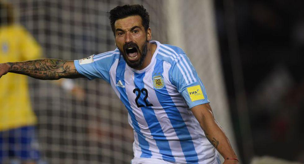 Ezequiel Lavezzi jugó en Napoli y PSG. (afp)