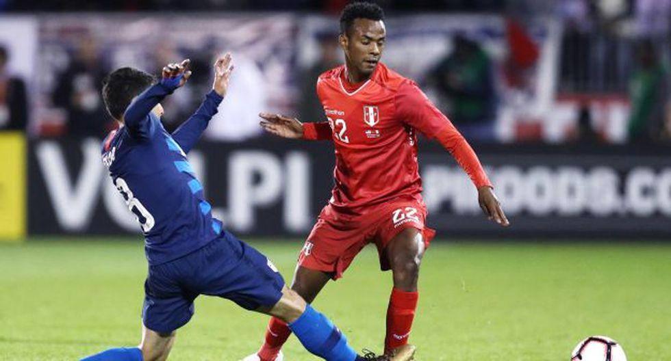 Nilson Loyola viene de jugar la primera mitad del año en Goias. (Foto: AFP)