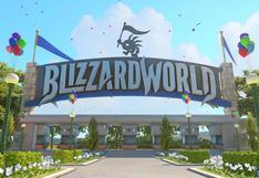 """Blizzcon 2017: así es """"Blizzard World"""" el nuevo mapa de Overwatch [FOTOS Y VIDEO]"""