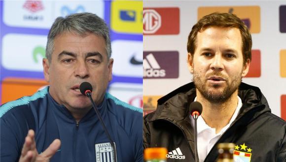 Pablo Bengoechea y Manuel Barreto. (GEC)
